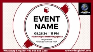 Digital Marketing Agency for Events