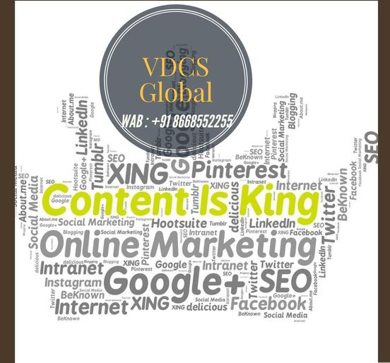 Content Writers Digital Marketing