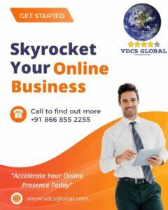 Digital Marketing Online Business