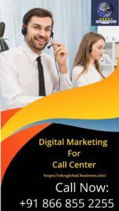 Digital Marketing for Call Centers