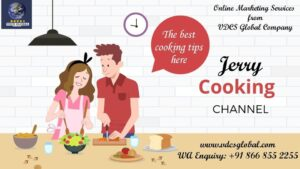Digital Marketing for Cooking Classes