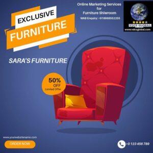 Digital Marketing for Furniture Shop