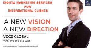 Digital Marketing for International Clients