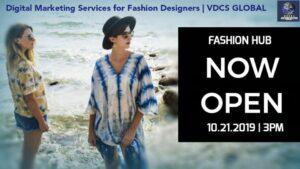 Fashion Designer Digital Marketing