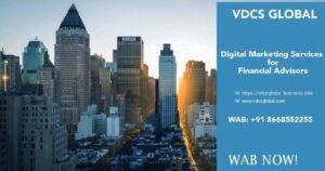 Financial Advisors Digital Marketing