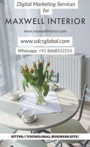 Interior Decoraters Digital Marketing