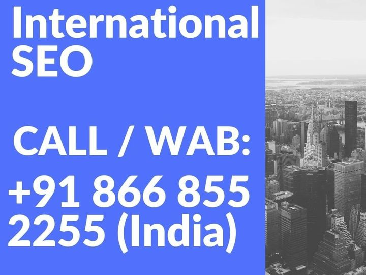 International SEO