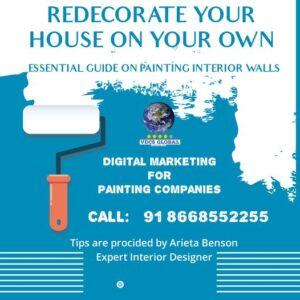 Painting Companies Digital Marketing