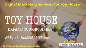 Toy House Digital Marketing