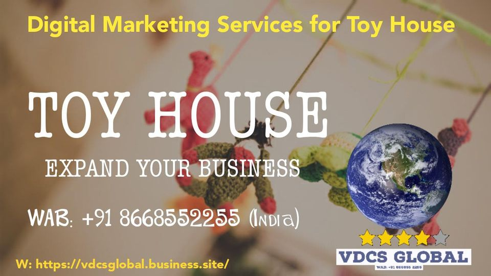 Toy House Digital Marketing
